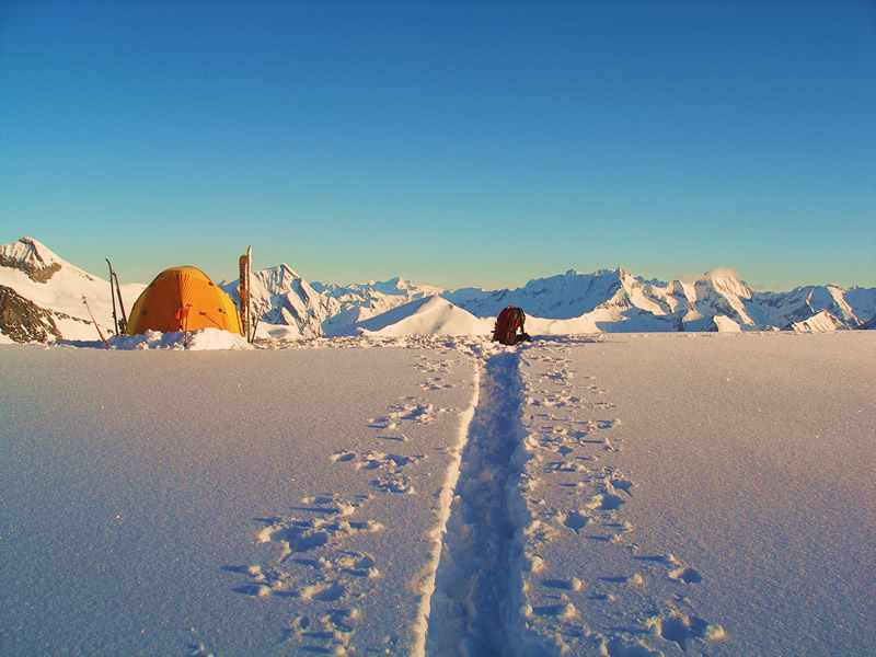 Backcountry Ski Camp